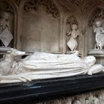 Le tombeau de Marguerite de Borubon