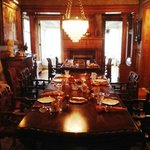 Mansion District B&B, DIning Room