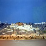 Tibetisches Fürstenzelt