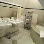 salle de bain chambre carmen