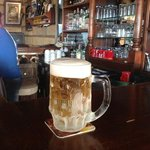 Nice cold beer when you go to the bar