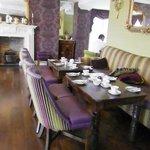 Pub and breakfast room