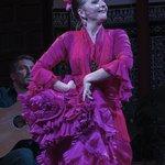 Alicia Márquez y David Vargas en La Casa del Flamenco Sevilla