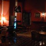 Salón cafetería