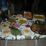 Catared Dinner per request