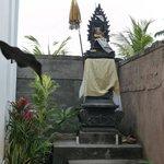 Templo del hotel