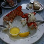 Lobsters just before they vanished!