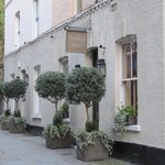 On a pedestrian walkway, The Fielding Hotel is ideally situated in Covent Garden.