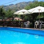 piscina vista sierras