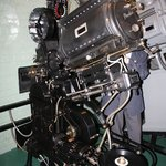 1930's projector (still works)