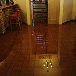 Flooded Lobby