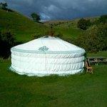 Park House Yurt