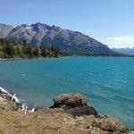 Nearby Chilko lake and horseback ride venue