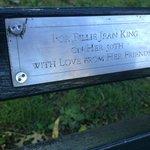 En hyllning vi hittade i Central Park