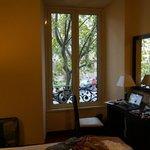 window/desk