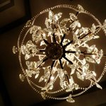Chandelier (view from under)