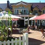 Hotel Auszeit mit Terrasse vom Restaurant Portofino