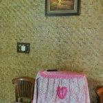 Interieur van de kamer