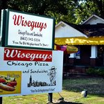 ‪Wiseguy's Chicago Pizza‬