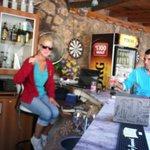 Pool Bar with Jackie