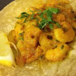 Prawn on Puri