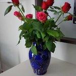 merci pour ces belles roses