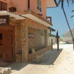 Entrance to Arabian Nights Hotel