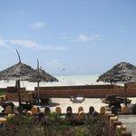 View from Arabian Nights Hotel ocean view room