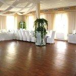 festlicher Saal in der Hotelanlage Tarnewitzer Hof