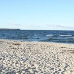 herbstlicher Strand