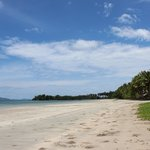 Первый пляж