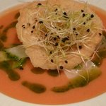 Tomato soup to die for