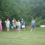 The adults turn to bat!