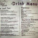 Great Divide Cafe Foto