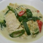 Coconut Ginger Fish
