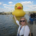 Me and the Ducky