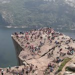 Pulpit Rock Foto