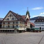 Dornbirn Market Square