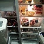 regardez (entre autresss) le bas du frigo...