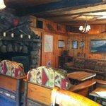 Ok, inside the Lodge area