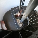 The amazing lighthouse staircase. (You'll find out why during the talk)