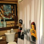 Pirate bathroom
