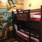 Pirate bunk beds