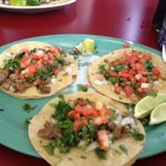 Must try the tacos