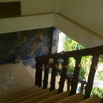 trappen fra første salen