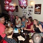 Linda's Birthday Bash