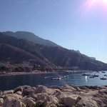 in partenza per Amalfi dal porto di Maiori