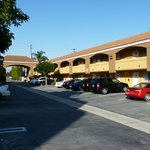 Vista del motel