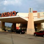 Casino Front Entrance
