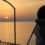 Sonnenaufgang vor der Ortigia